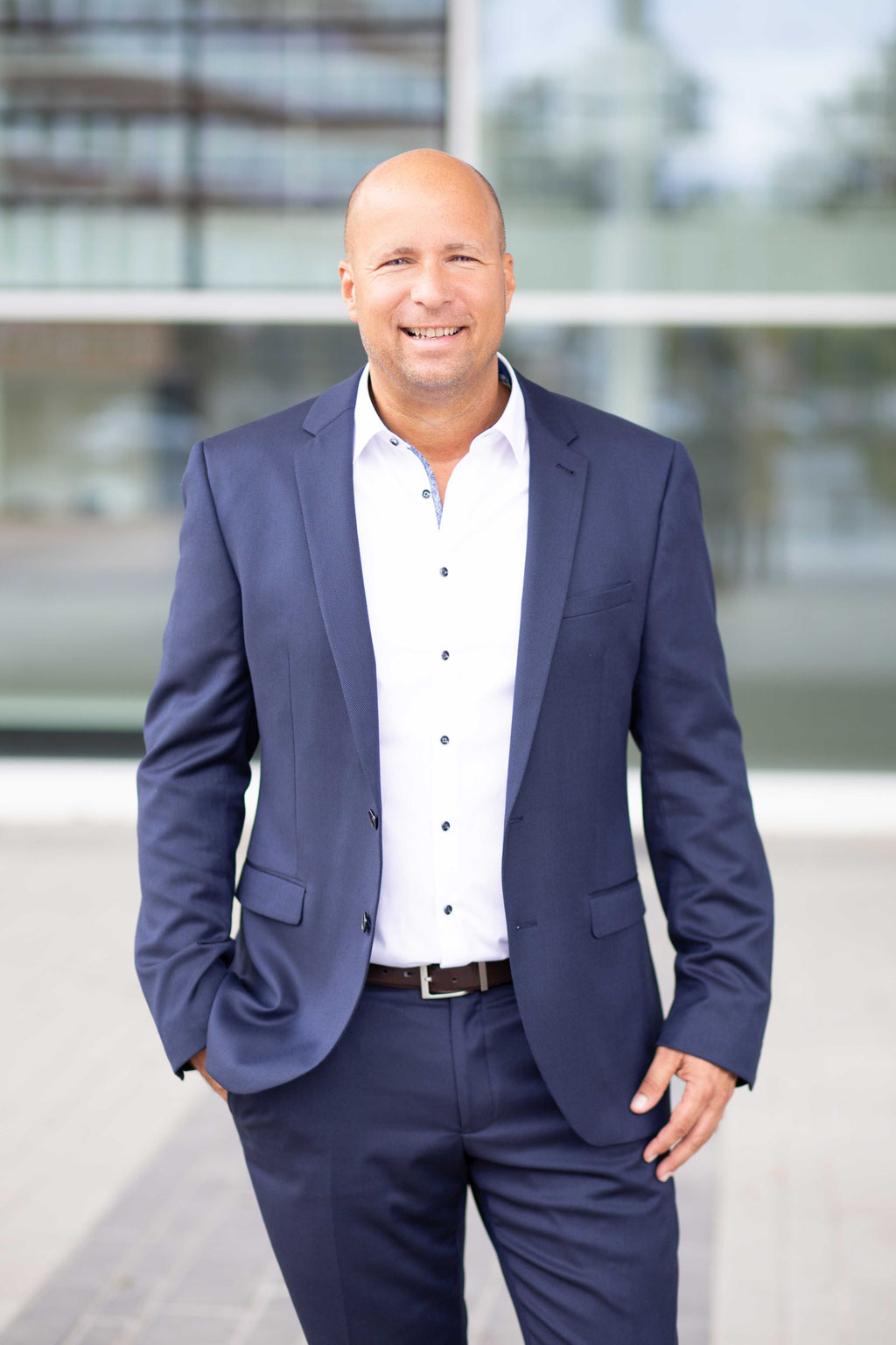 Business Shooting Man Outdoor NRW