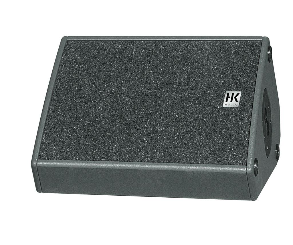 Verleih Bühnenmonitor, Monitor aktiv 300 Watt, HK - Audio Dart Monitor, aktiv