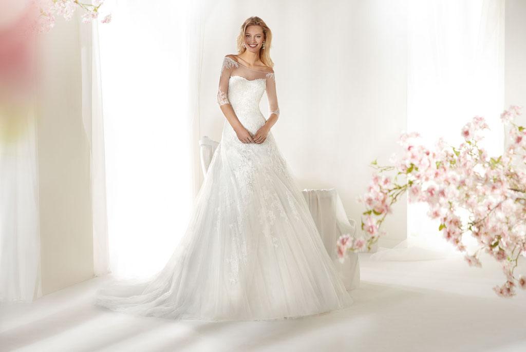 Colet Brautkleider bei Audrey Wedding Salon Brautmode in Köln