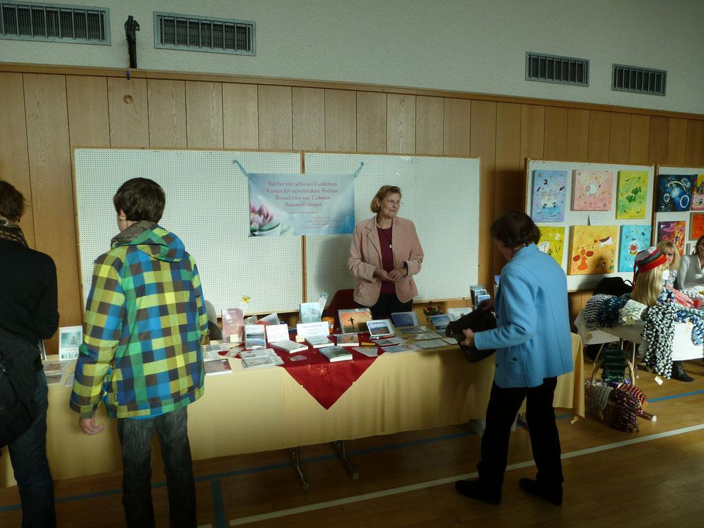 Hobbyausstellung in Gückingen 2012 (Foto © Detlef Fachinger)