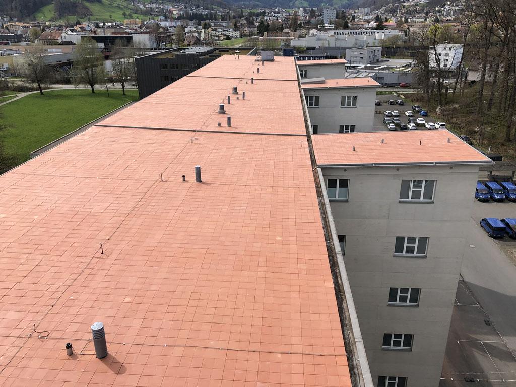 Sanierung Armee-Ausbildungszentrum Luzern (AAL) Meilibau, Luzern