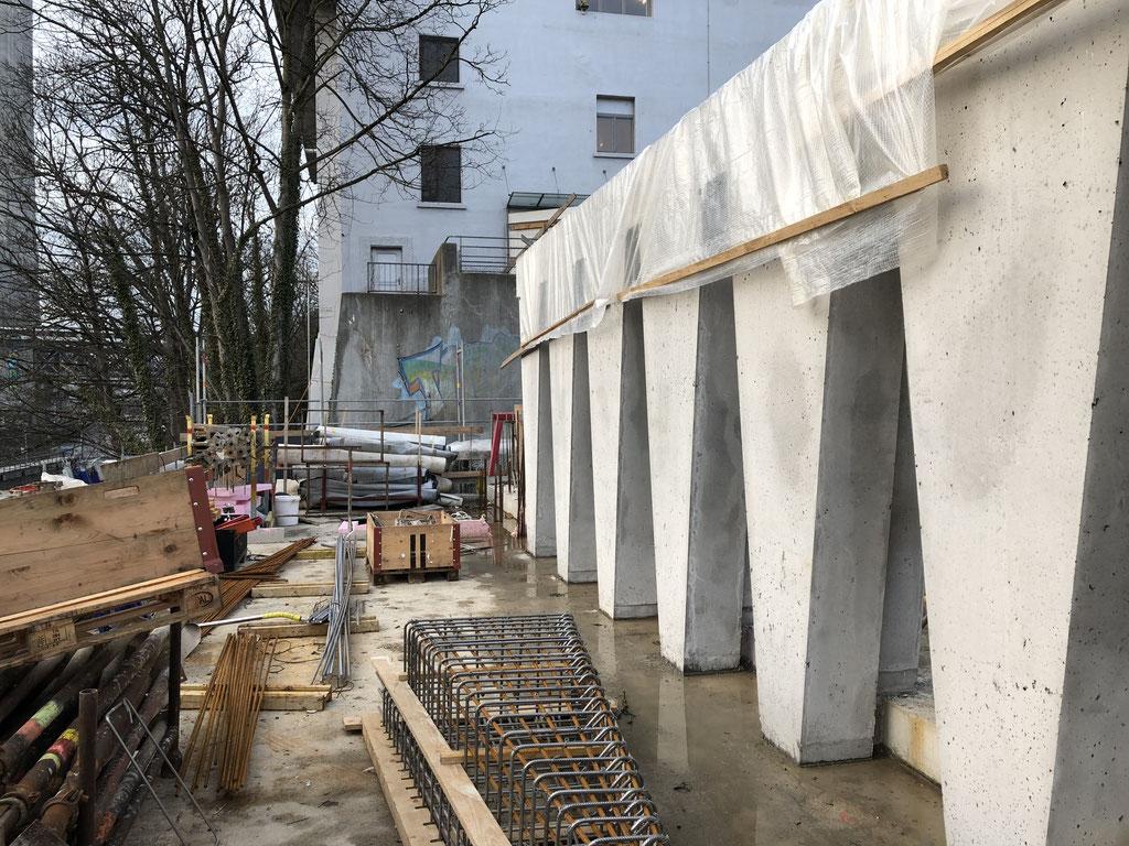 Neubau Tanzhaus, Zürich