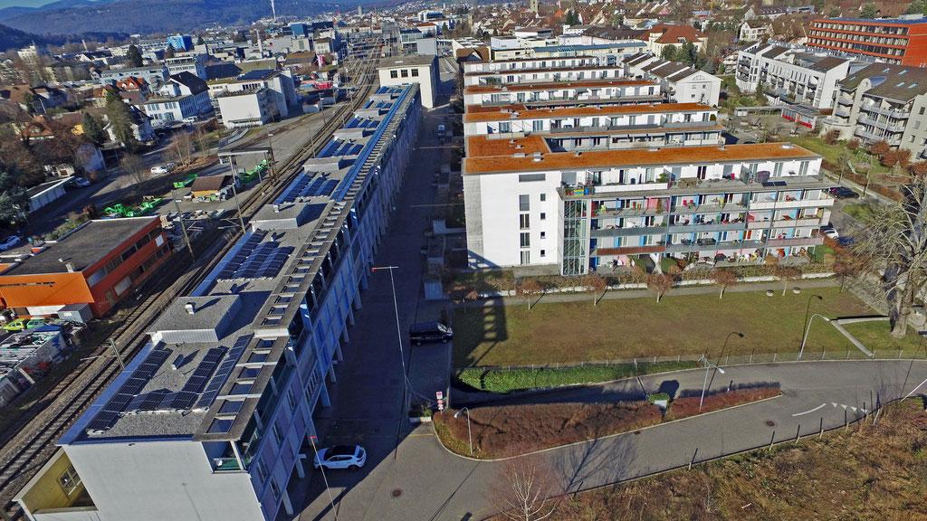 Wohn- und Geschäftshaus, Junkerbifangstrasse, Zofingen