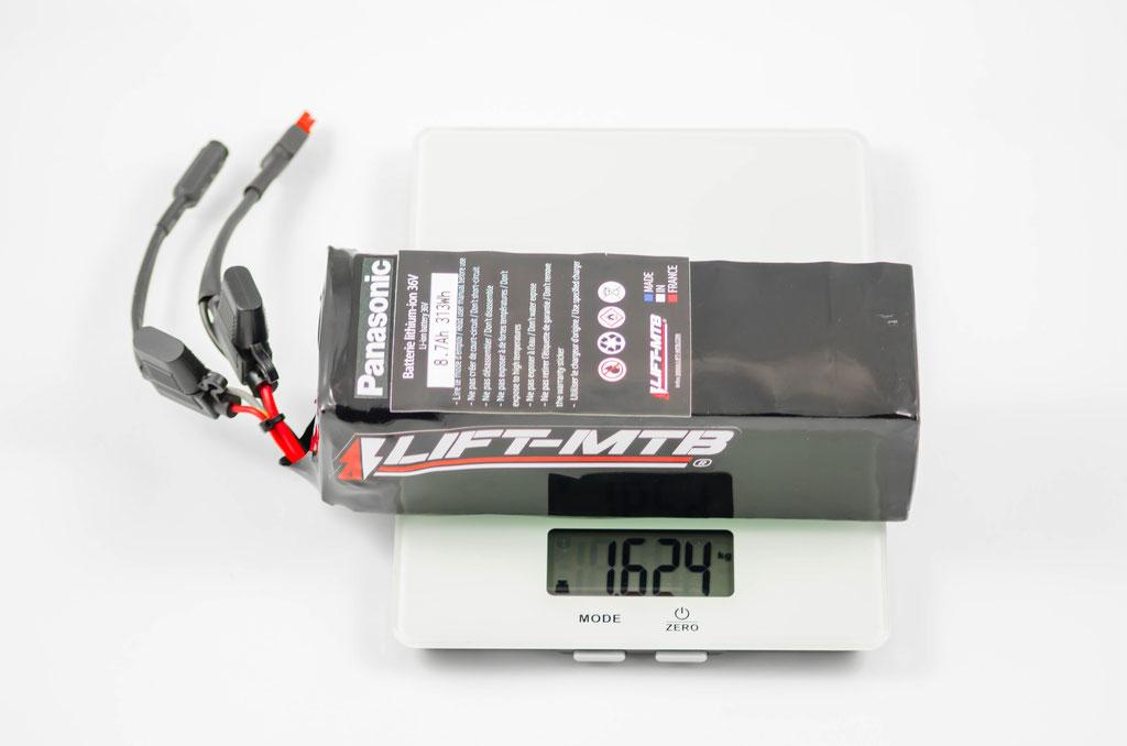 Batterie vtt électrique 8.7ah