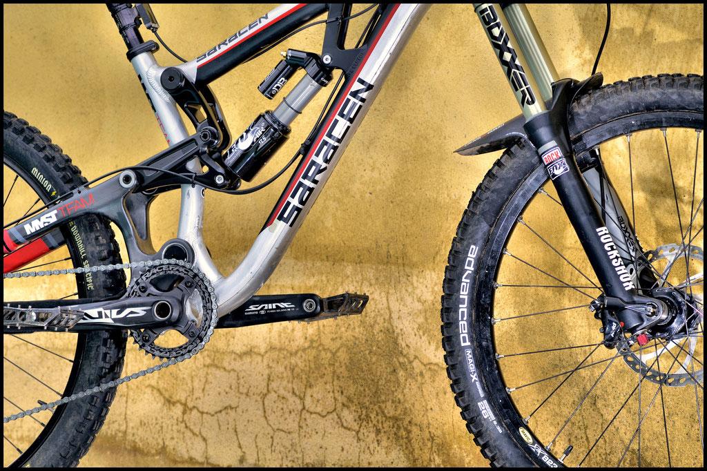 Leistungsstärkeres E-Bike MTB-Motorkit
