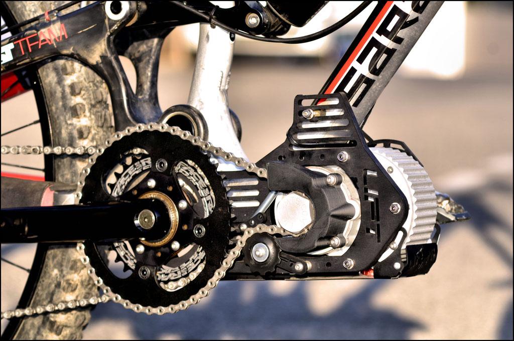 vérifier la compatibilité du cadre d'un vélo