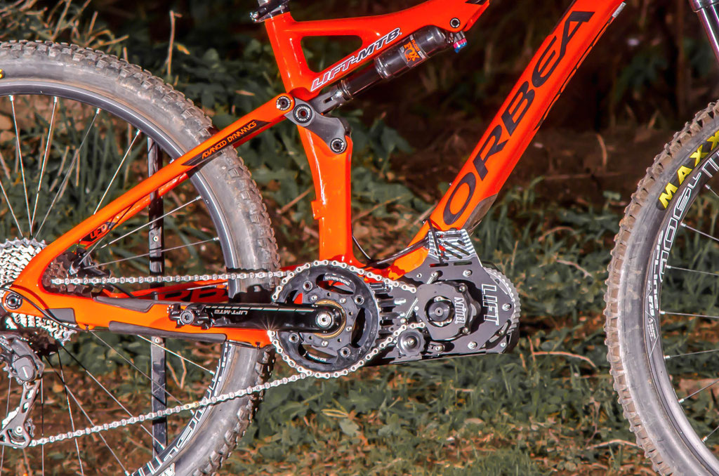 Kit E-Mountainbikes