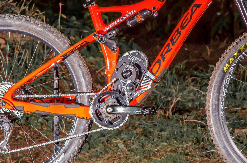 lift mtb E-Mountainbikes
