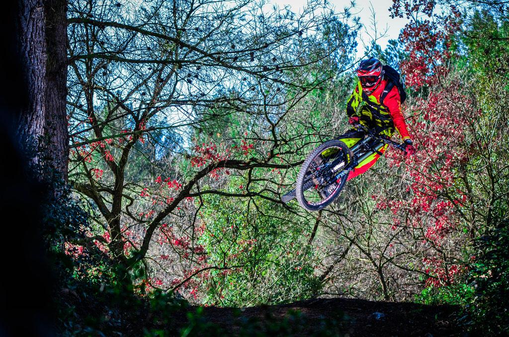 jump dh e-bike