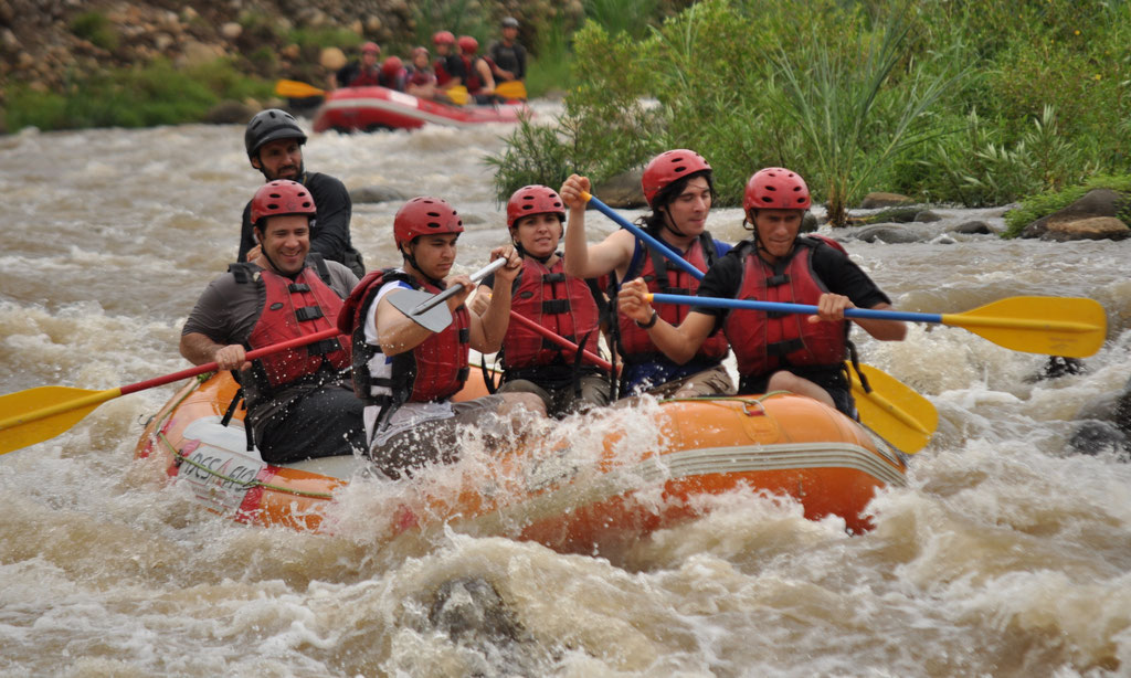 Rafting Balsa River Class 2 & 3 or 3 & 4