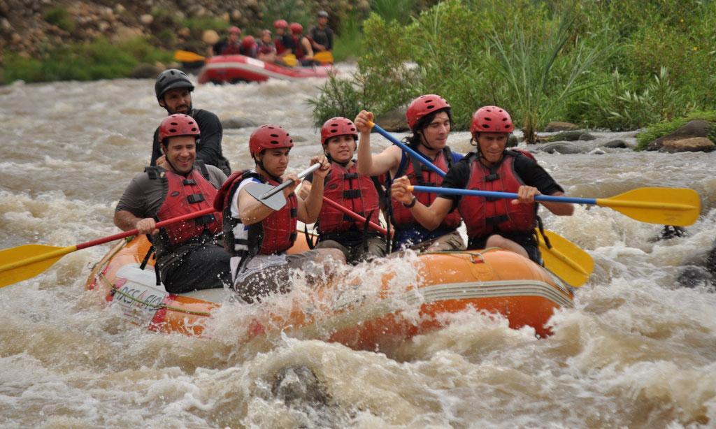 Rafting Balsa River Class 2 & 3 or 3 & 4