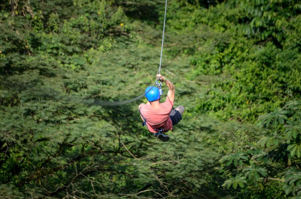 AMA Extreme Canopy Tour