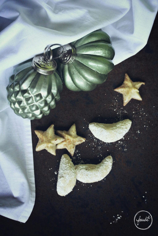 Vanillekipferl & Zimtplätzchen
