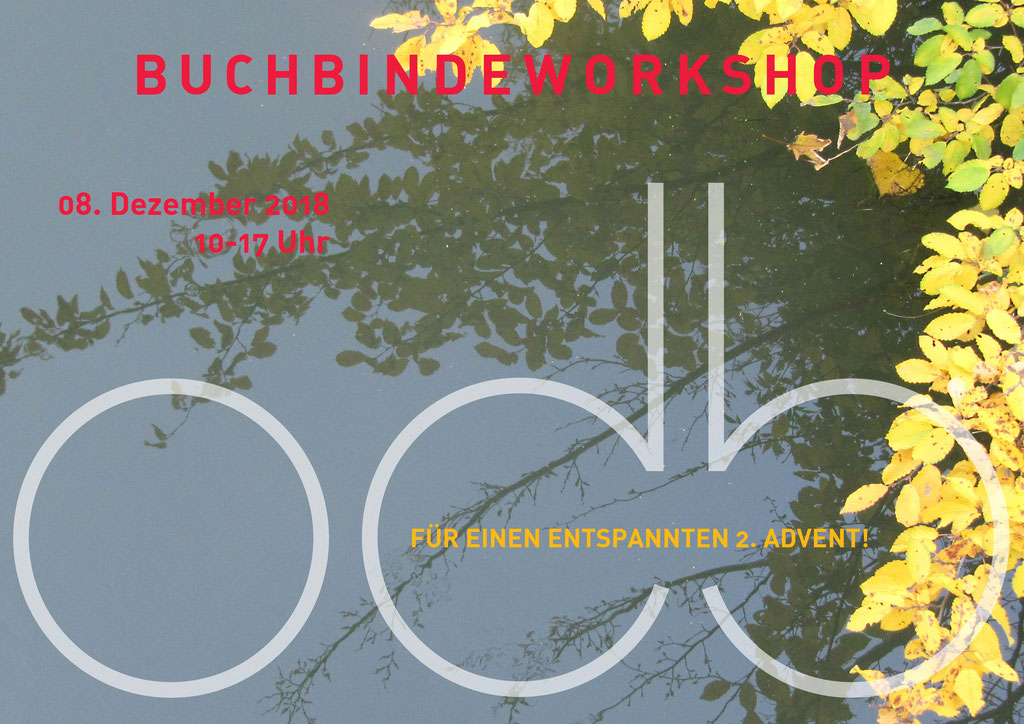 Buchbindeworkshop 8.12.