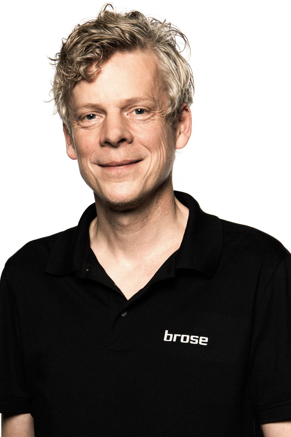 Entwicklungsleiter Holger Pries (48)