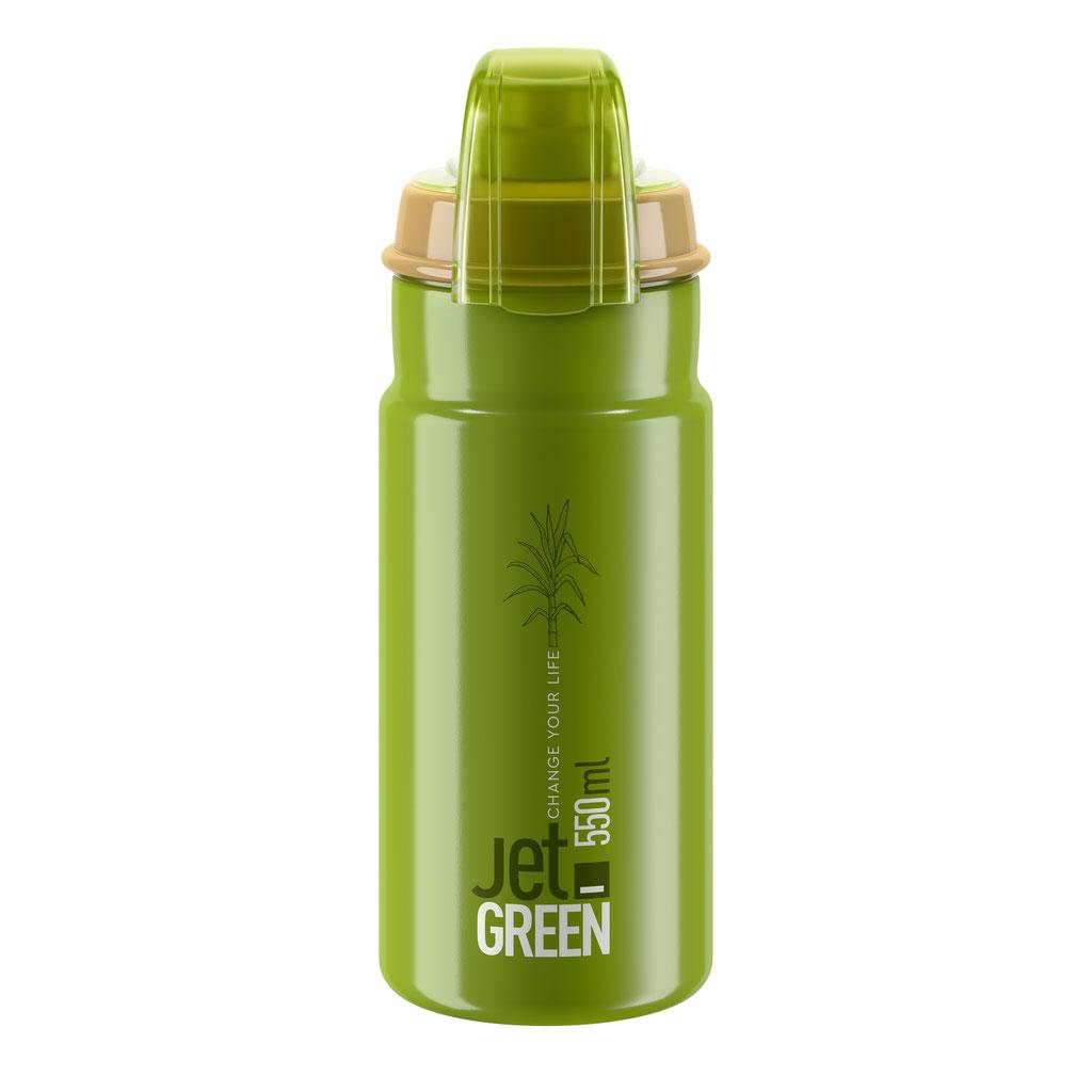 Flasche Jet Green Plus von ELITE © Paul Lange & Co. OHG