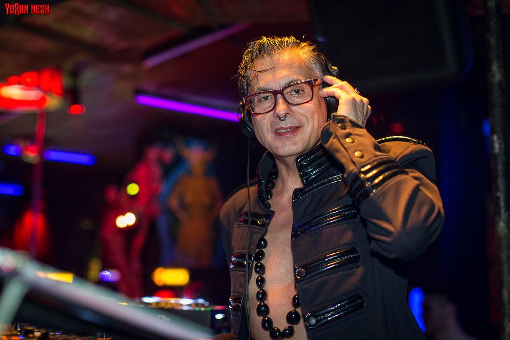 DJ HEDO - Foto: YORAN NESH