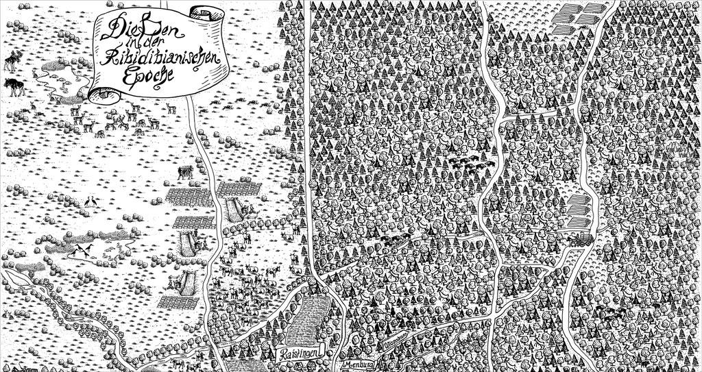 Ammersee – Raisting im Mittelalter