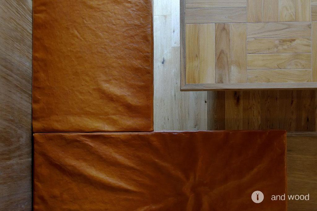 オーク  オイル塗装 フローリング andwood アンドウッド 施工例 マンションリノベーション