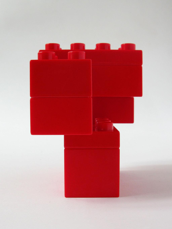 BRICK ART RED - VUE 1