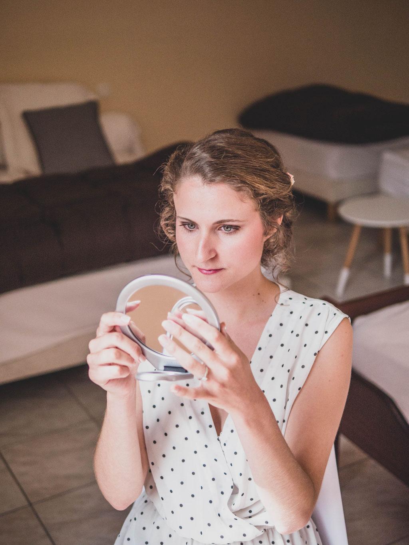 Delphine Grigné, photographe Sarthe, préparatifs mariage