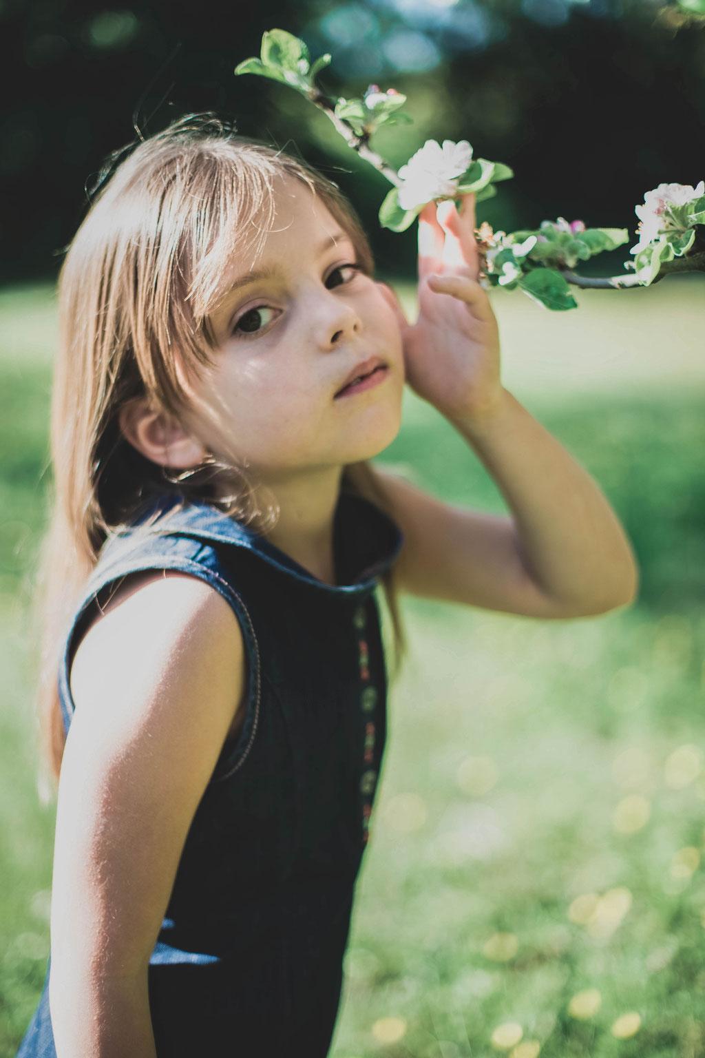 Delphine Grigné, photographe Sarthe, séance photos enfants