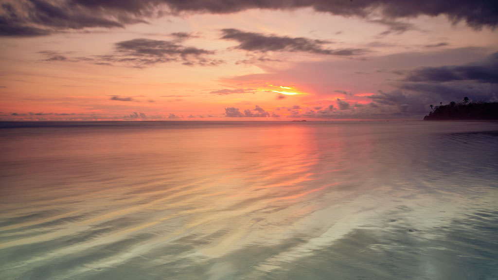 Sunset Playa Hermosa, Costa Rica