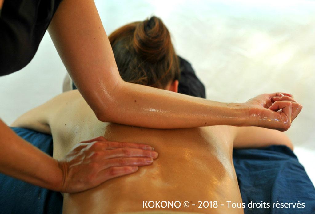 Kokono caravane massage hawaïen ille et vilaine