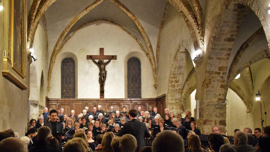 9 novembre 2018 - Eglise du Mesnil St Denis