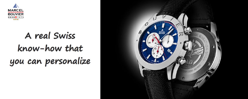 personalisation swiss watches top quality marcel bouvier - personalization high quality watch - customization swiss watch - customisation marcel bouvier watches