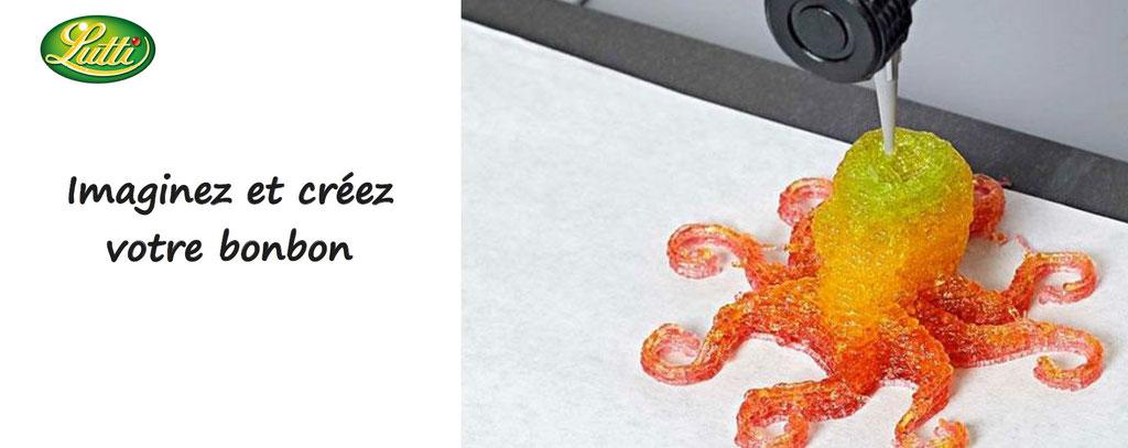 créez et personnalisez votre bonbon lutti - bonbon à imaginer, à créer et à personnaliser - bonbon personnalisable