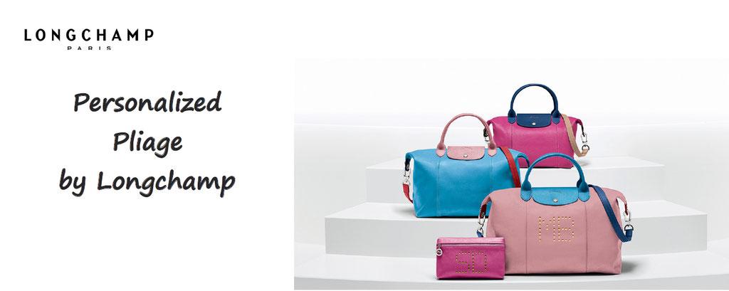 personalize your longchamp pliage - customize your longchamp - personalise your pliage longchamp