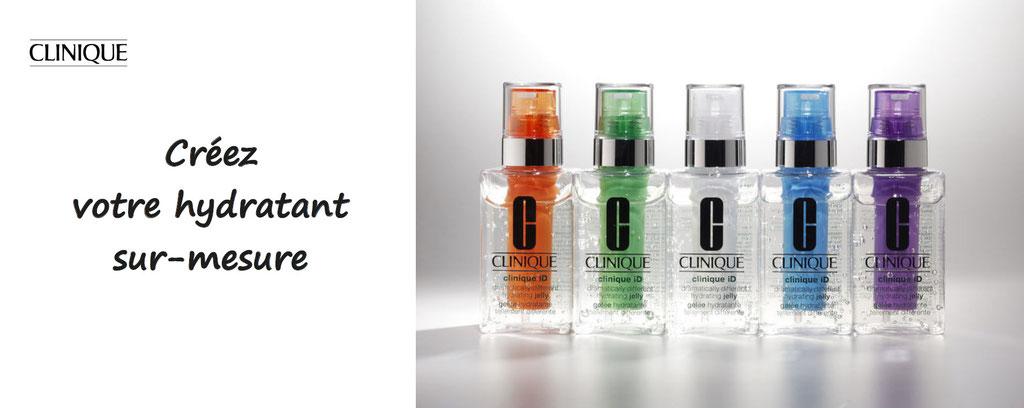 créez votre hydratant sur mesure, clinique, produits de cosmétologie personnalisés. Personnalisation de crème hydratante clinique