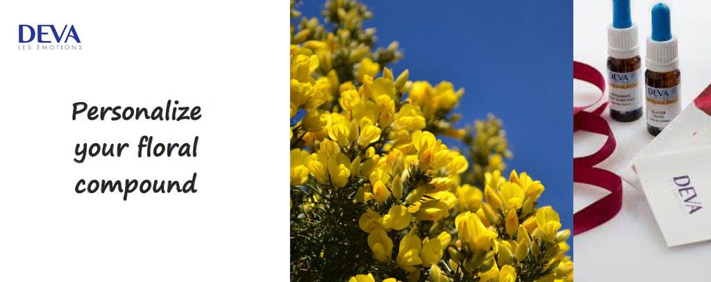 Deva, customize your floral compound