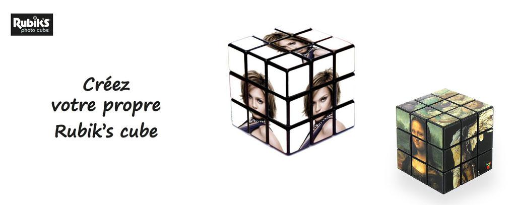 personnalisez votre rubik's cube. A personnaliser votre cube rubik avec vos photos, cadeau original