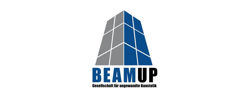 Logo BEAMUP-GESELLSCHAFT FÜR ANGEWANDTE STATIK