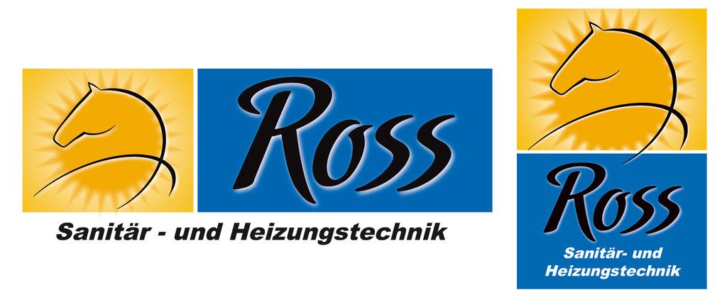 Logo Martin Ross, Heizung-Sanitär