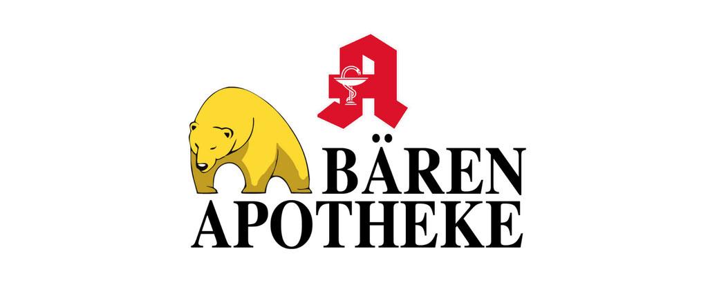 Logo BÄREN-Apotheke Grünstadt