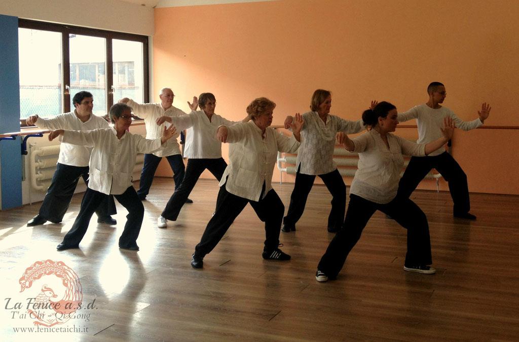 "Tan Pien ~ palestra ""Time For Dance"", Azzate (Va)"