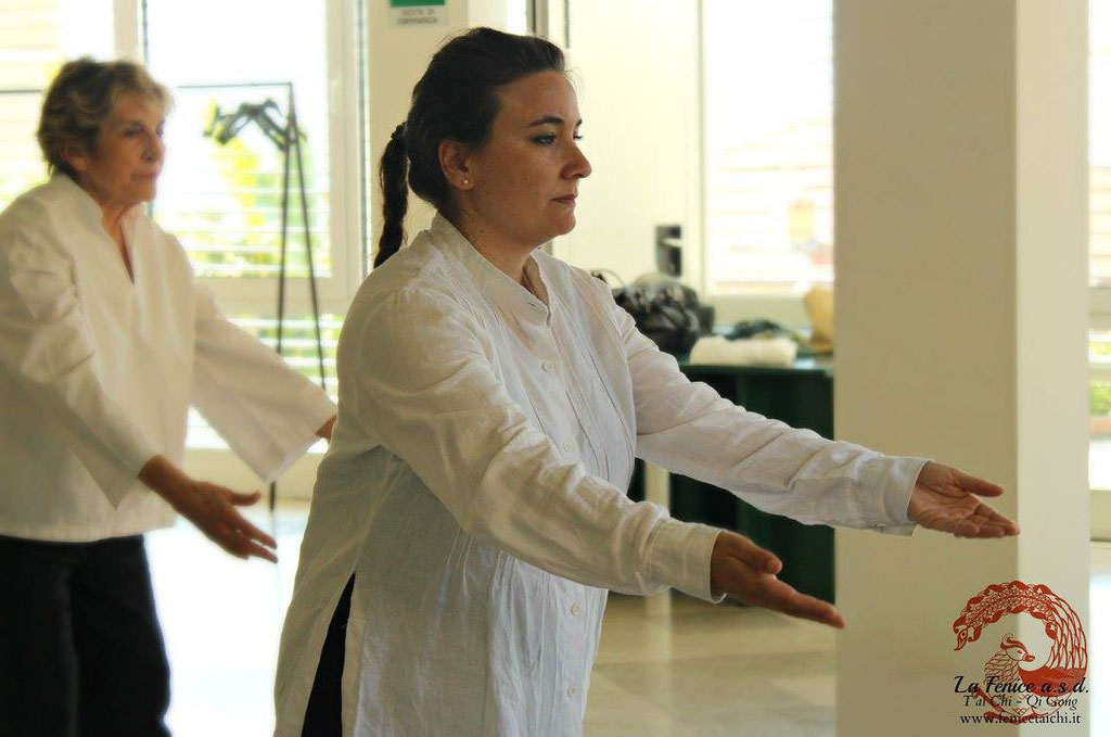 Qi Gong ~Stage Varazze 2016