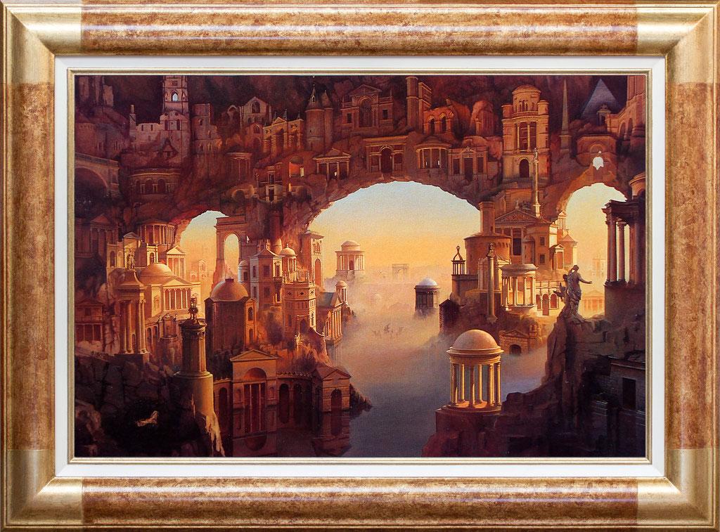 Laubin, achitectural fantasy