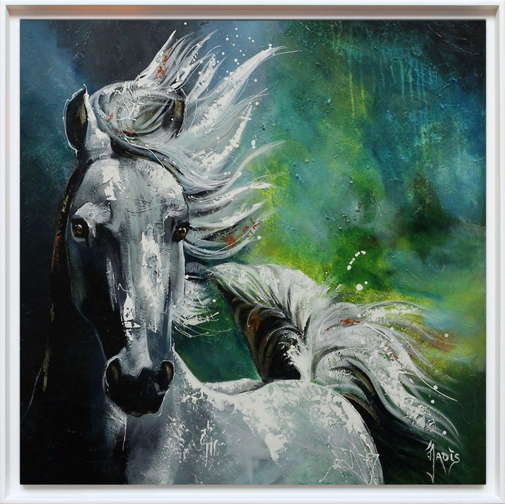 Jadis, cheval