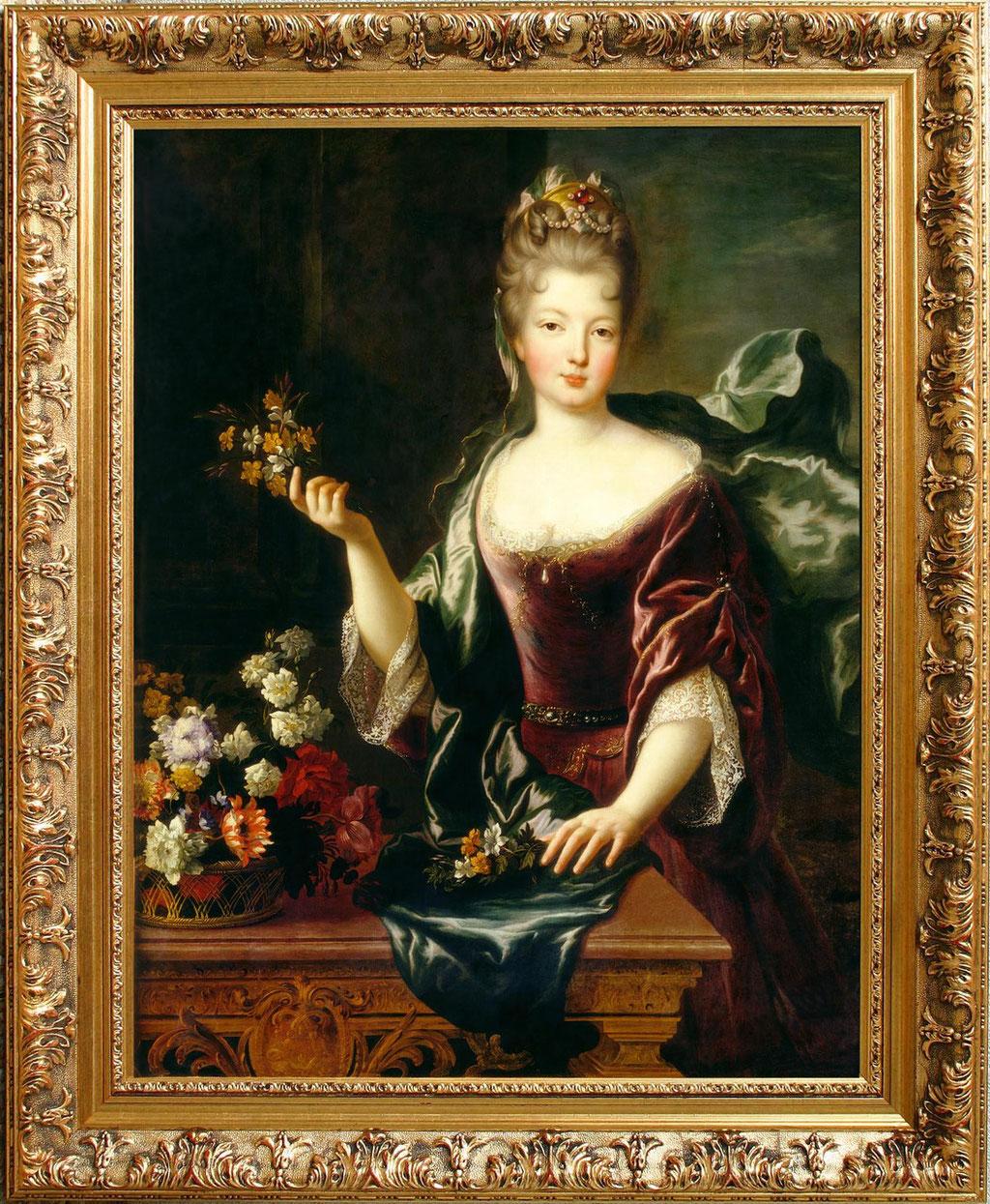 De Troy, Mademoiselle de Blois