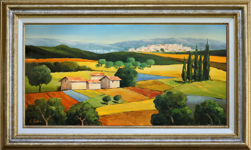 Rubin, la Toscane