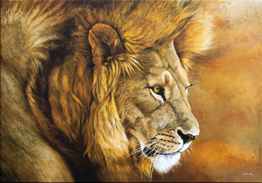 Beck, le lion