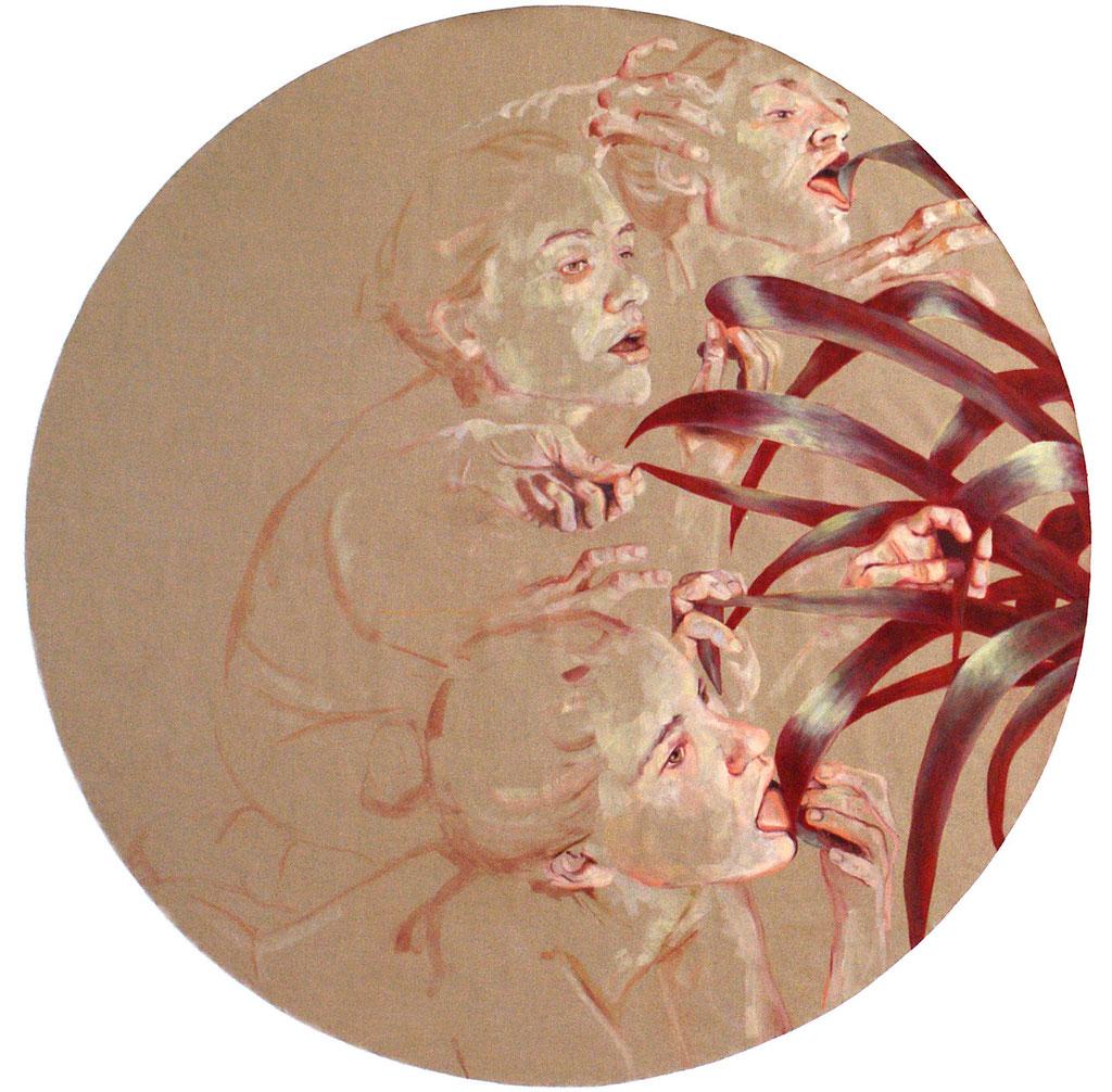 Öl auf Leinwand, 150 cm, 2014