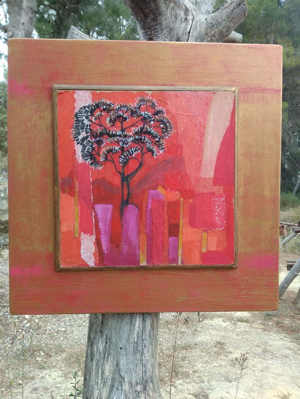l arbre 54/54 avec encadrement