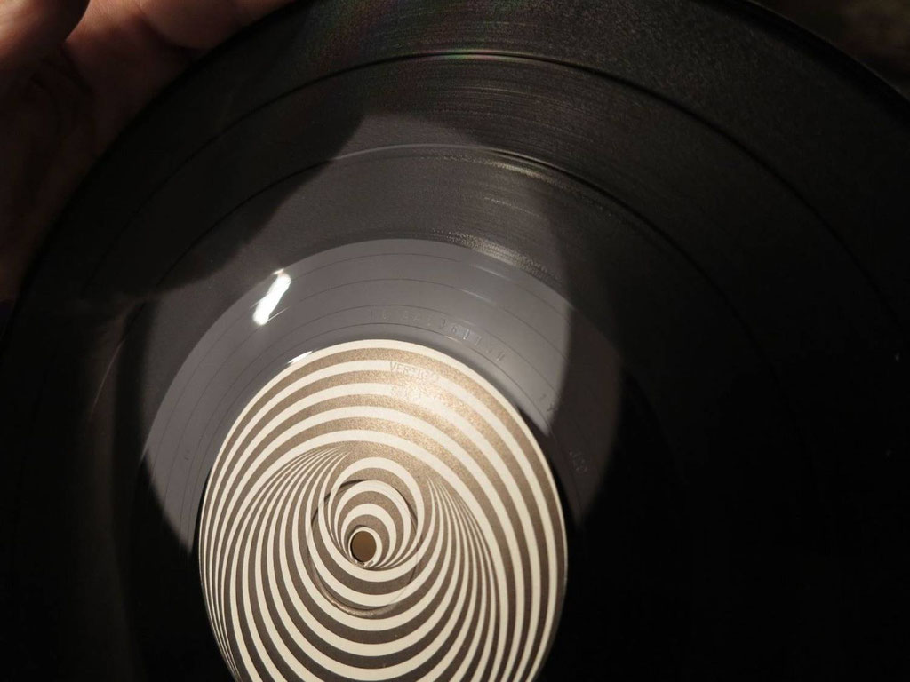 Black Sabbath - Master of Reality, LP in MINT, sie glänzt und hat keiner Oberflächenspuren