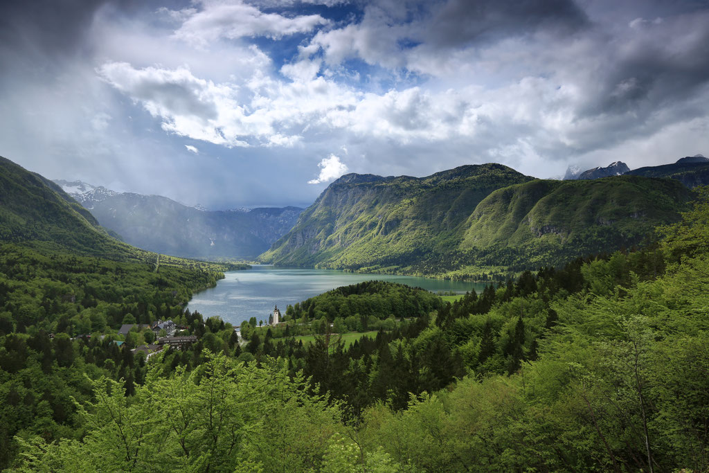 Bohinj - Sustainable tourism in Europe - European Best Destinations Copyhright Bohinj.si