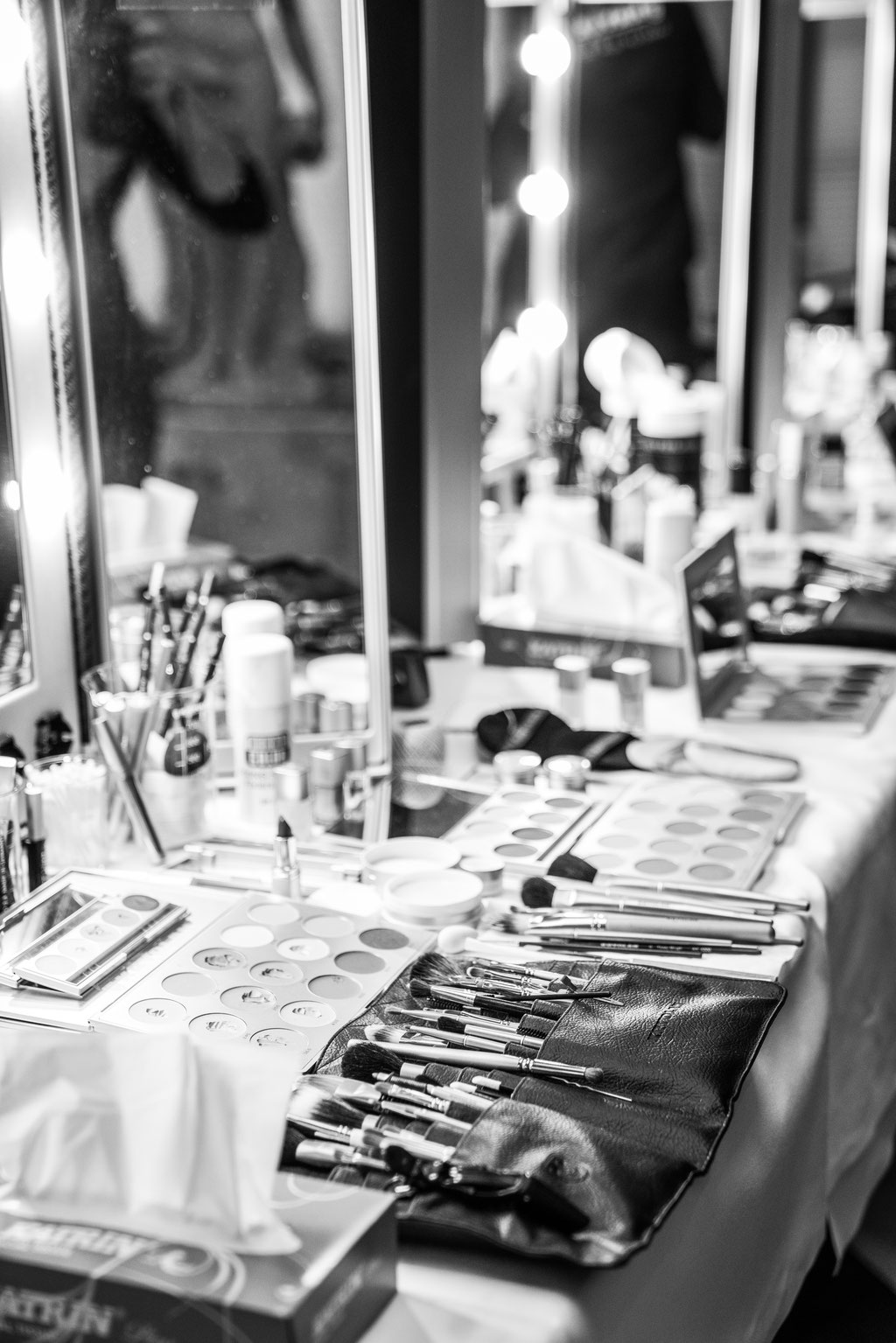 Hotel Adlon Berlin Backstage zur Fashion Week